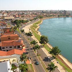Goiânia para Itumbiara