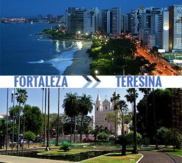 Fortaleza x Teresina